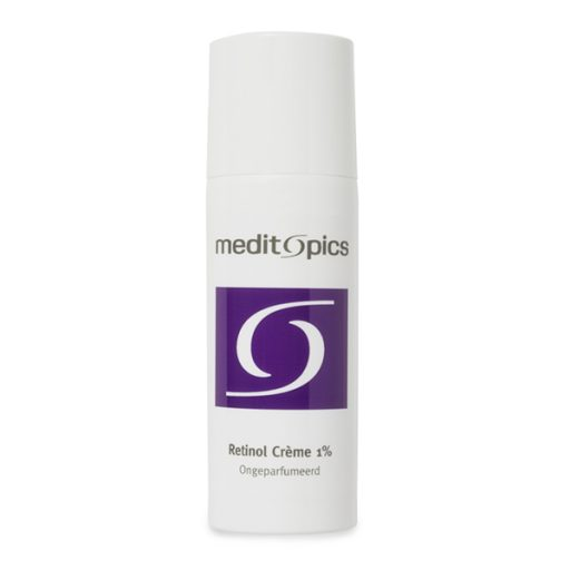Meditopics Retinol Crème 1% Retinoïden 50ml
